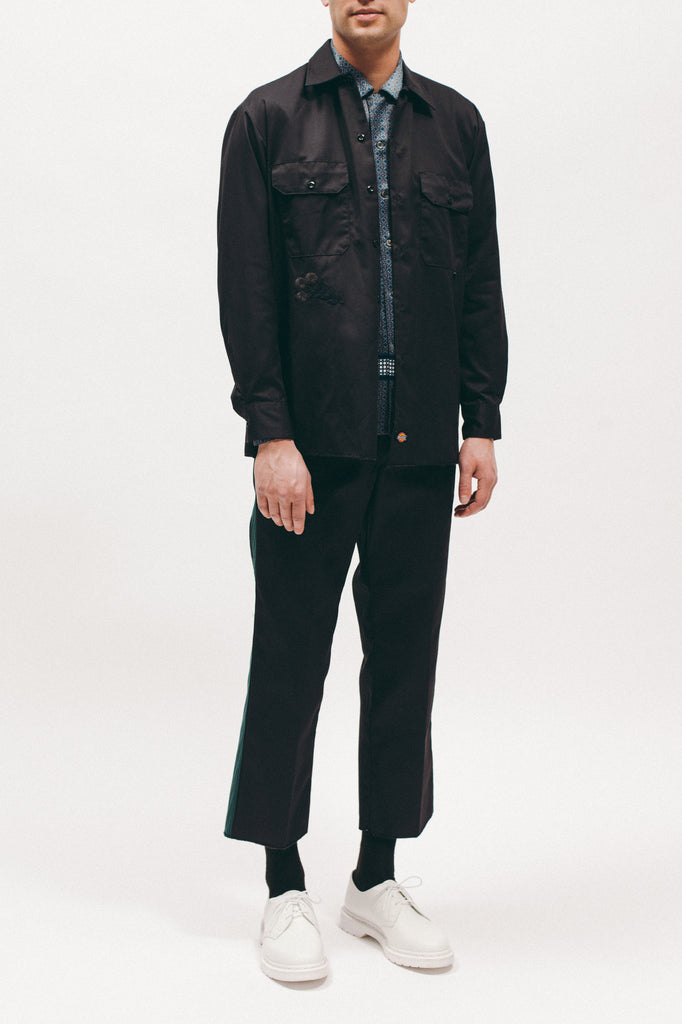 Dickies Work Shirt - Black - [product _vendor]