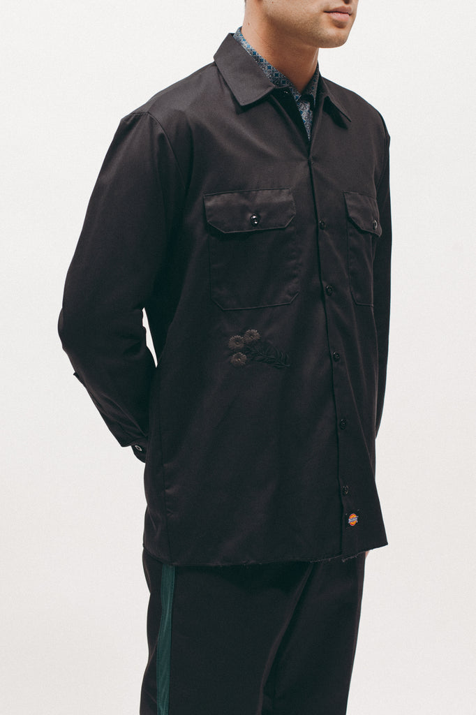 Dickies Work Shirt - Black