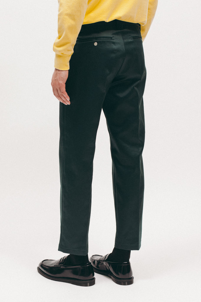 Work Trouser - Emerald - [product _vendor]