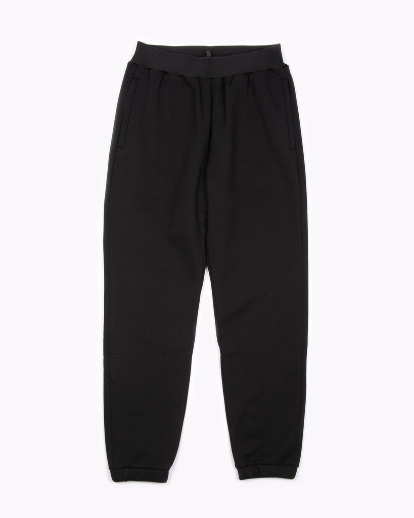 Poly Fleece Pants - Black