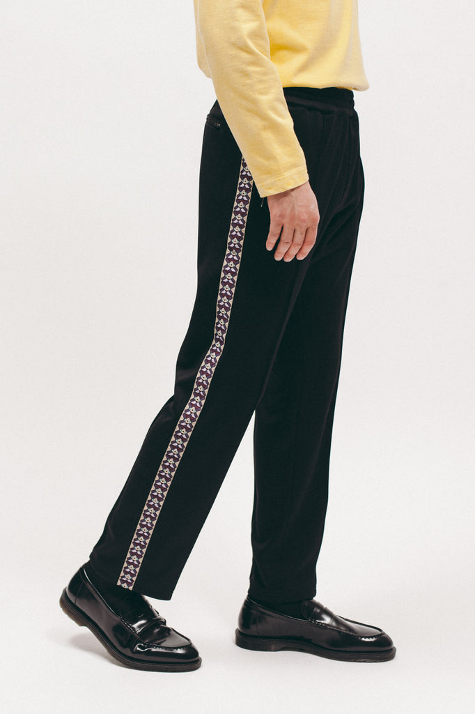 Track Pants - Black - [product _vendor]