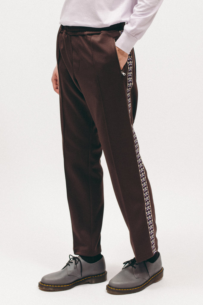 Track Pants - Brown