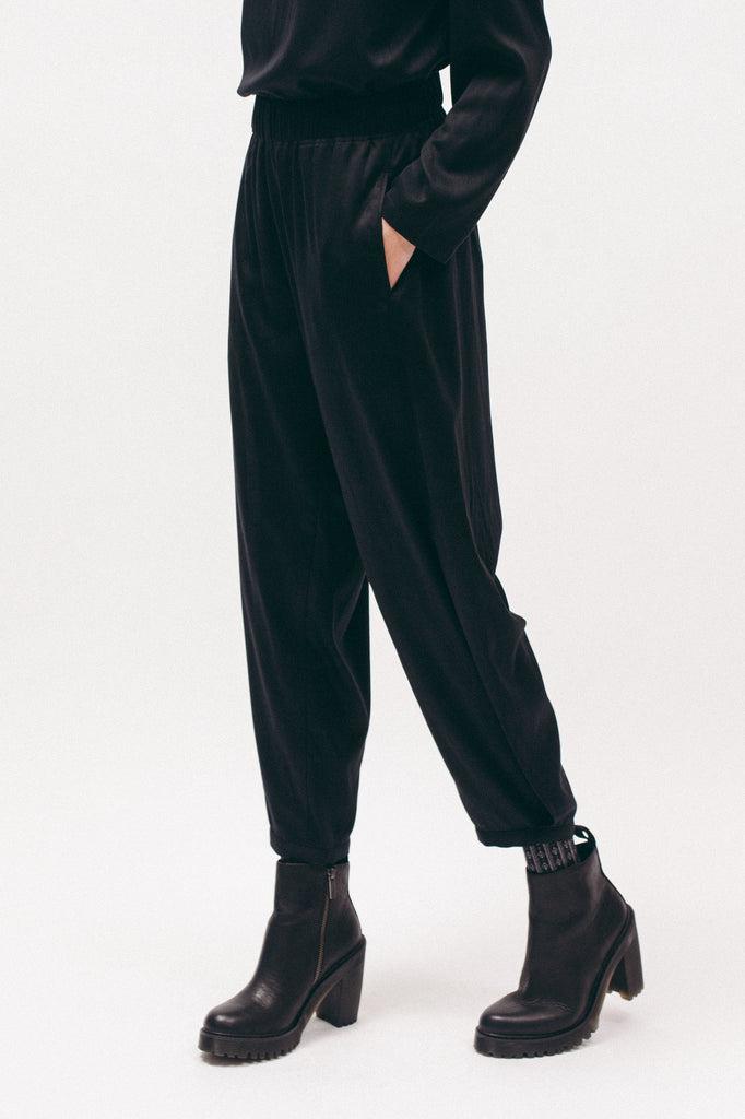 Cuff Trouser - Charcoal - [product _vendor]