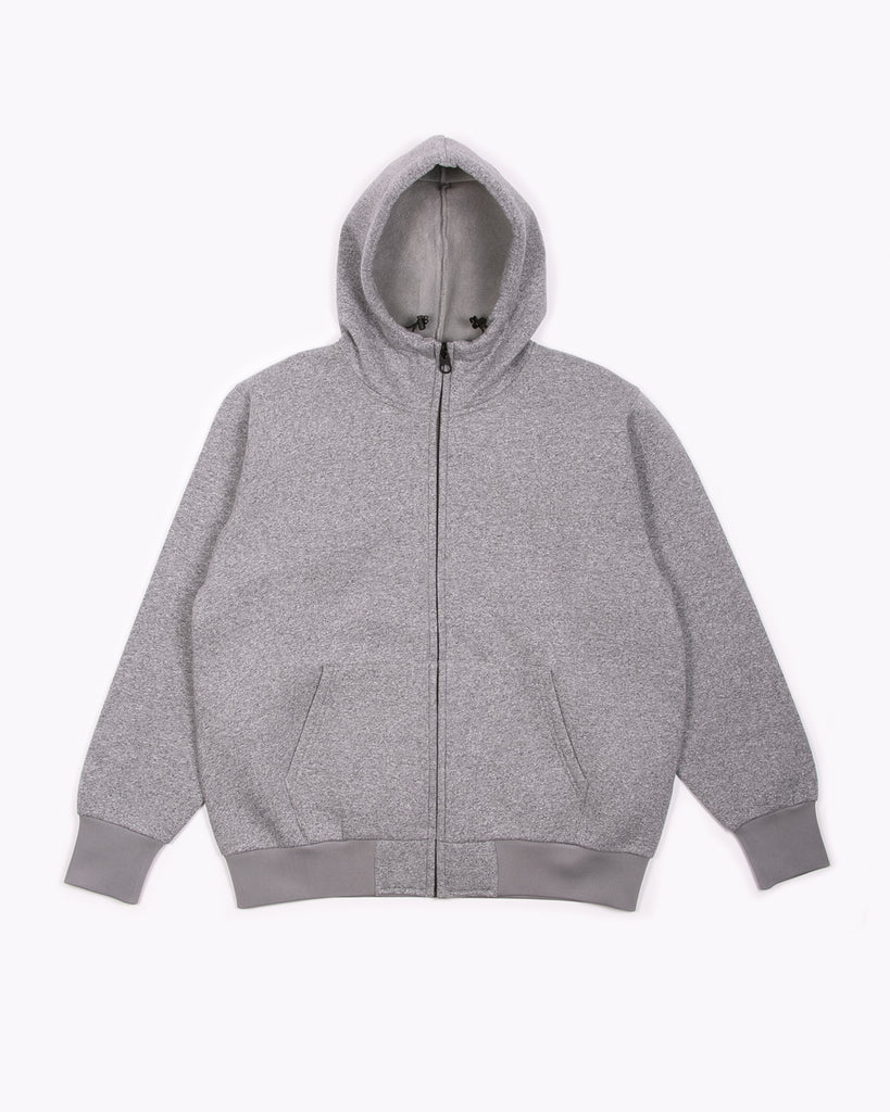 Hoodie Poly Fleece - Heather