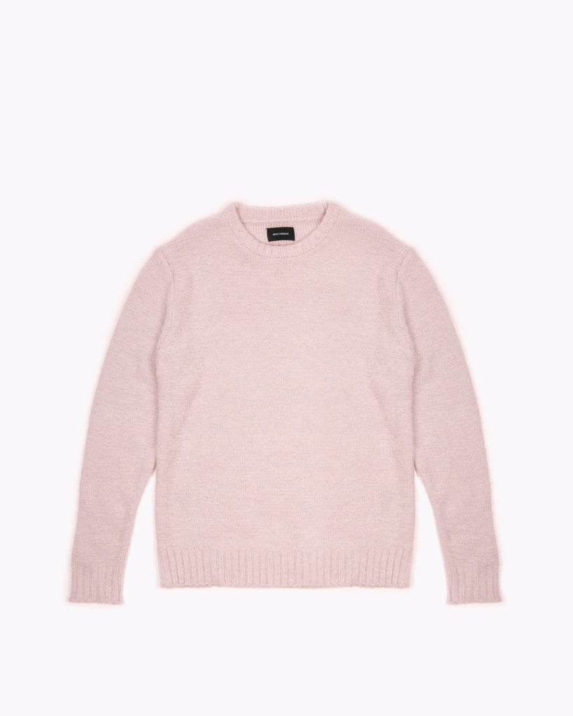 Mohair Sweater - Lavender W