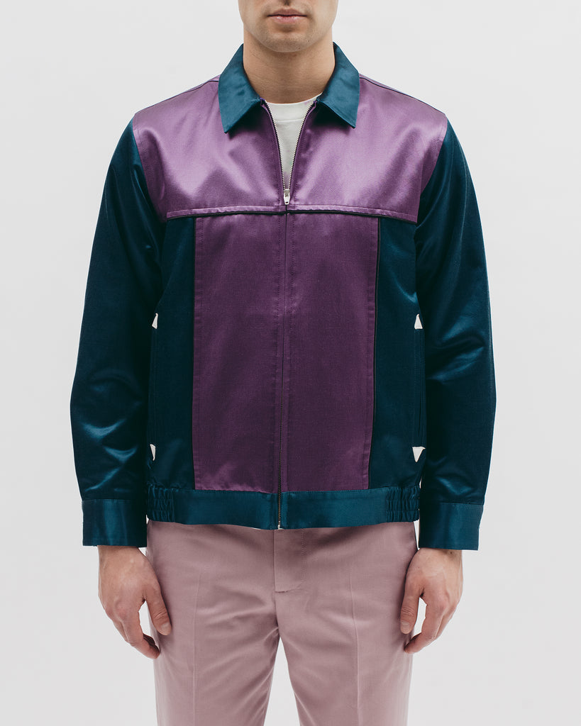 Block Harrington - Teal/Purple - [product _vendor]