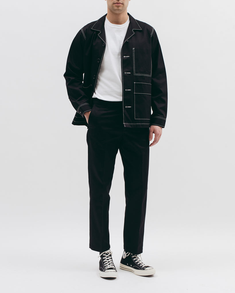 Field Jacket - Black - [product _vendor]