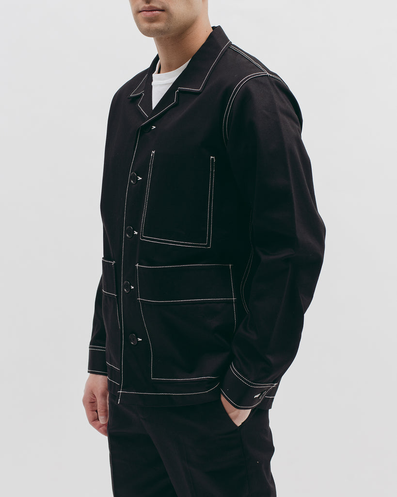 Field Jacket - Black - Maiden Noir