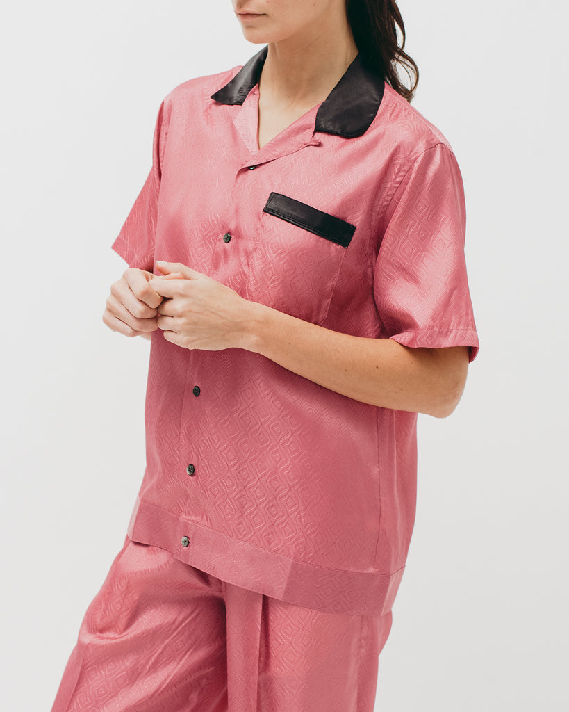 Tile S/S Shirt - Coral - [product _vendor]