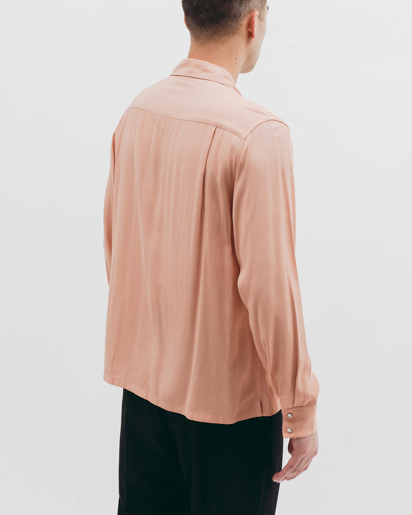 Parque L/S Shirt - Coral - [product _vendor]
