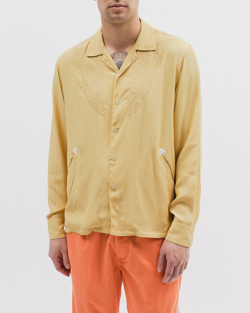 Parque L/S Shirt - Lemon - [product _vendor]