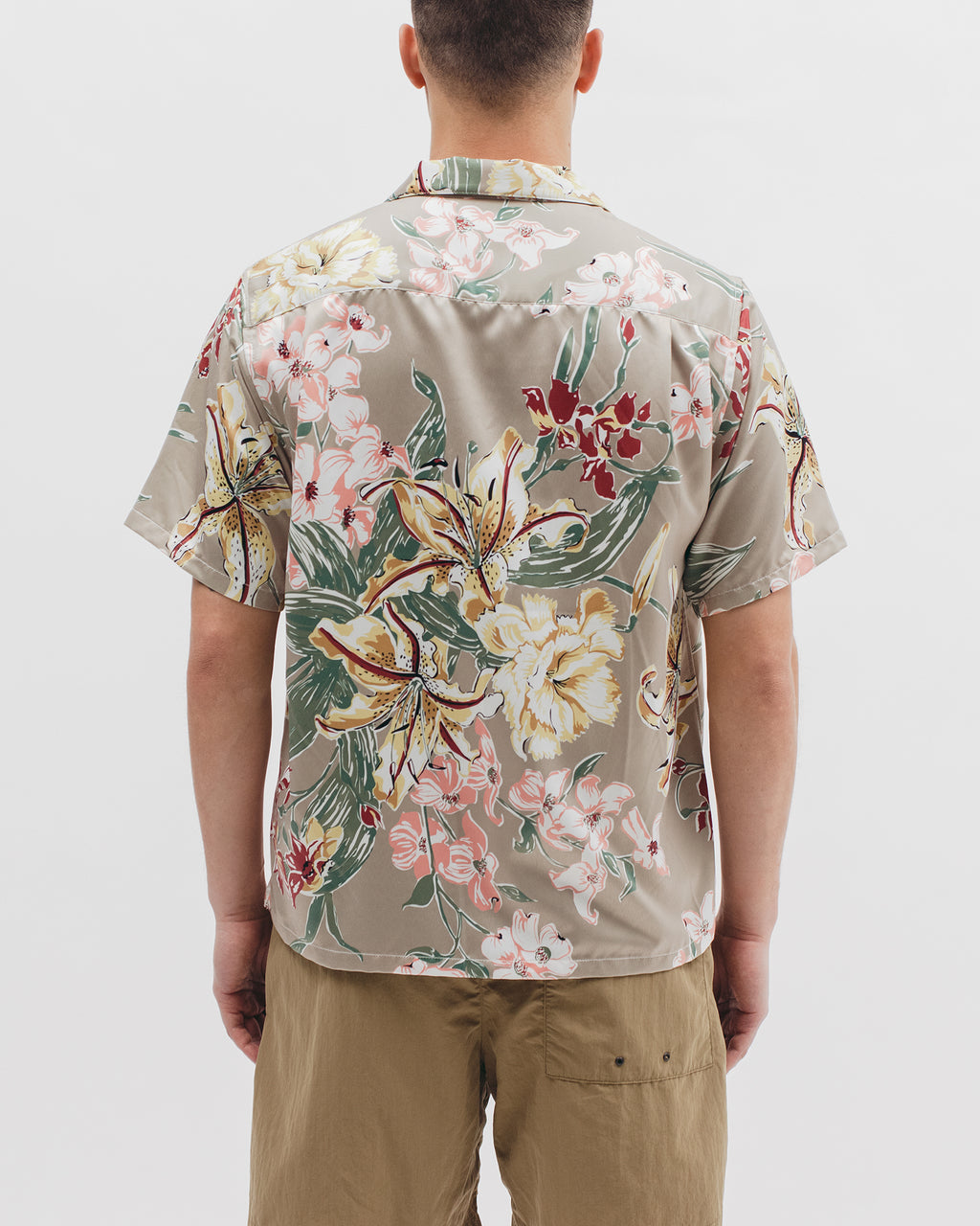 Lilium S/S Shirt - Beige - [product _vendor]