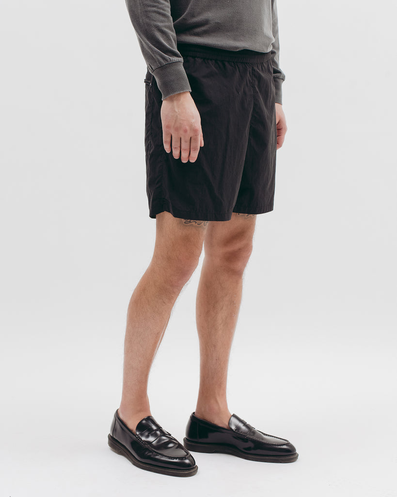 Brushed Tech Short - Black - [product _vendor]