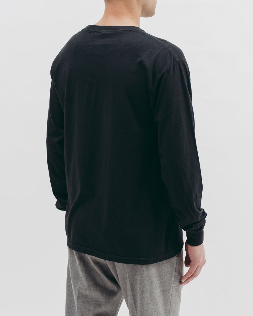 Lily L/S Jersey - Black - [product _vendor]