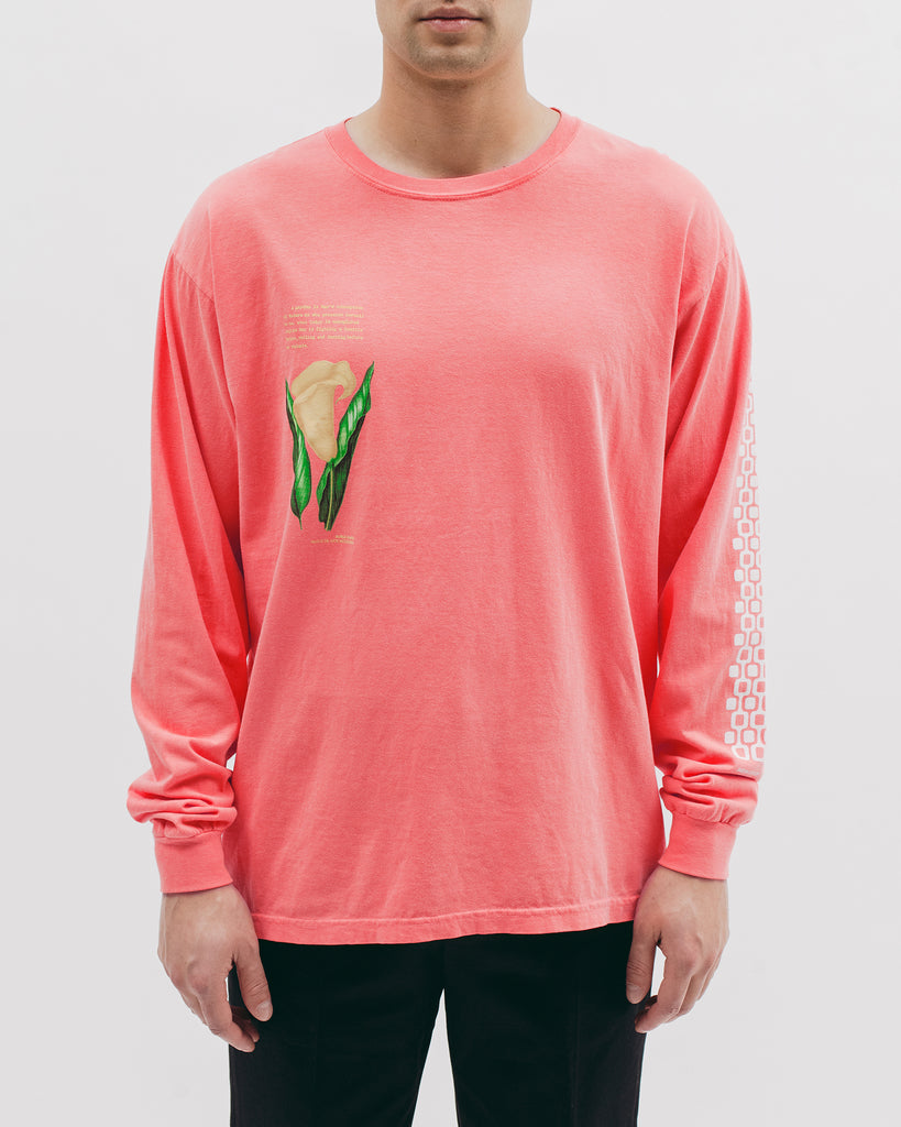 Lily L/S Jersey - Melon - [product _vendor]