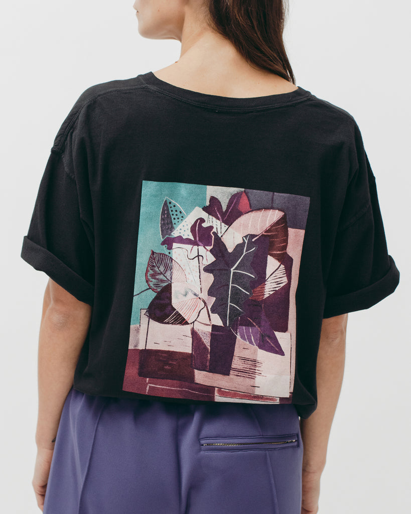 Still Life S/S Jersey - Black - [product _vendor]