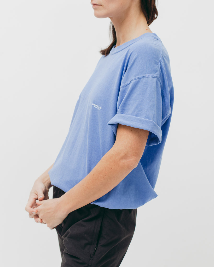 Still Life S/S Jersey - Blue - [product _vendor]