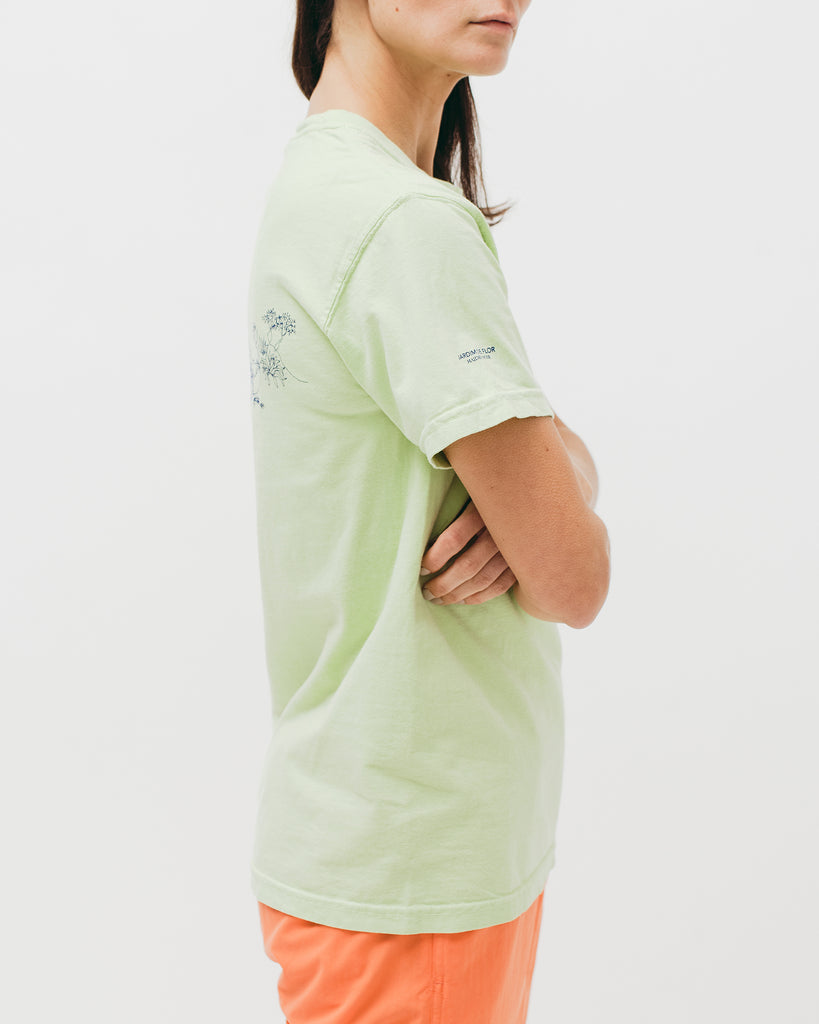 Garden Club S/S Jersey - Lime - [product _vendor]