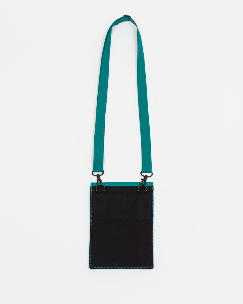 Belted Pouch - Aqua - [product _vendor]