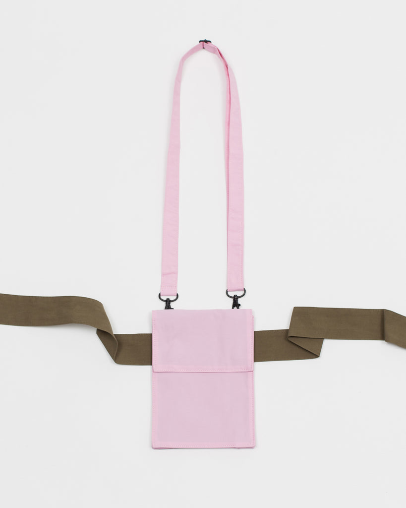 Belted Pouch - Pink - [product _vendor]