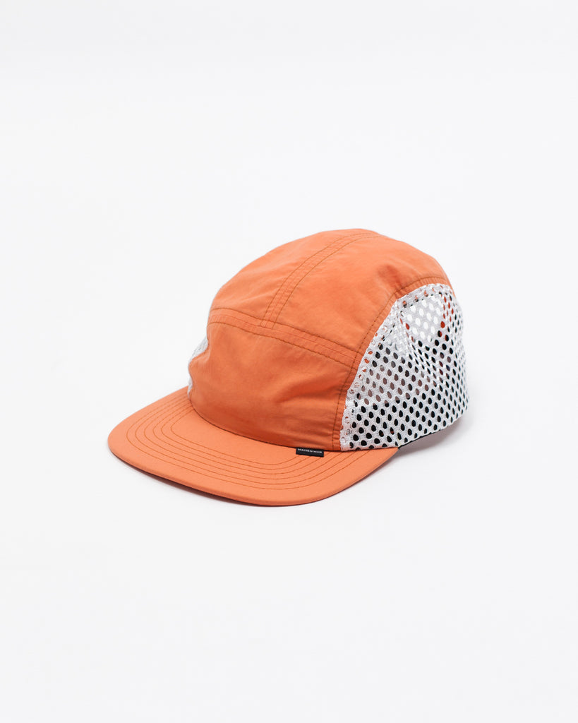 Brushed Nylon Sports Cap - Dusk - Maiden Noir