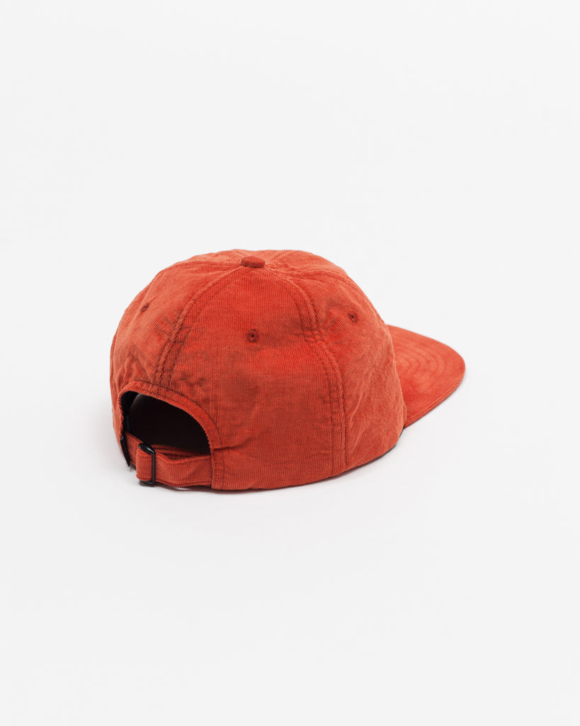 Light Corduroy Cap - Coral - [product _vendor]