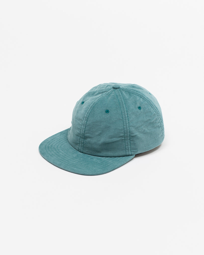 Light Corduroy Cap - Dusty Teal - [product _vendor]