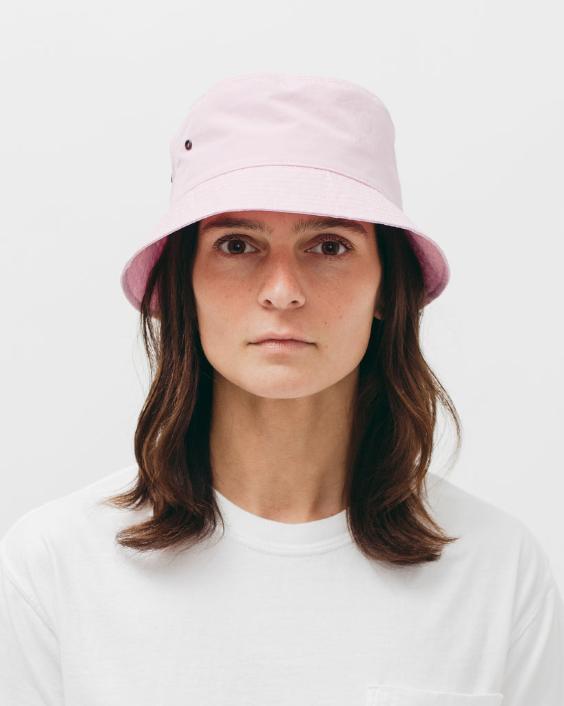 Tech Bucket Cap - Pink - Maiden Noir
