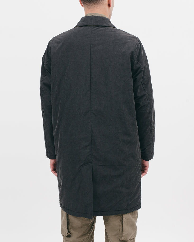 Reversible Mac Coat - Acid Black - [product _vendor]