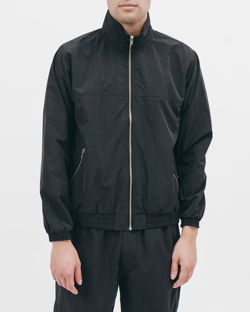 Track Jacket - Acid Black - [product _vendor]