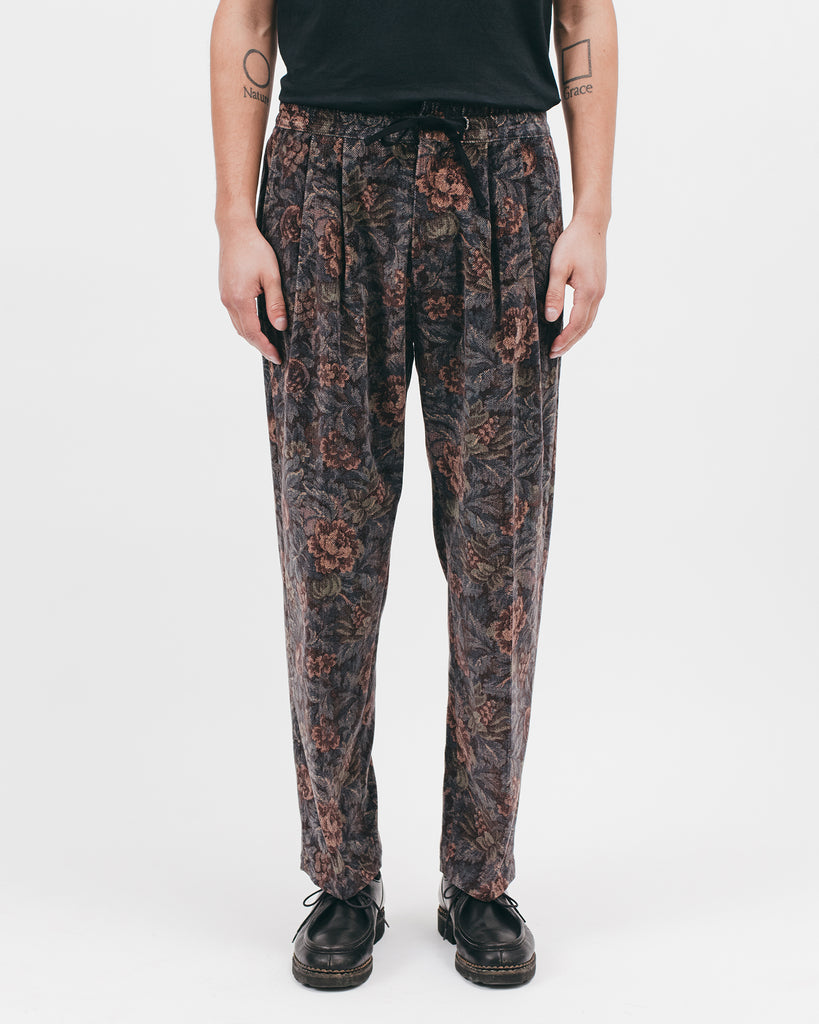 Elastic Trouser - Dusk Floral - [product _vendor]