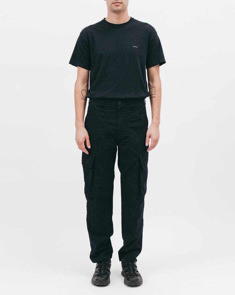 Cargo Trouser - Black - [product _vendor]