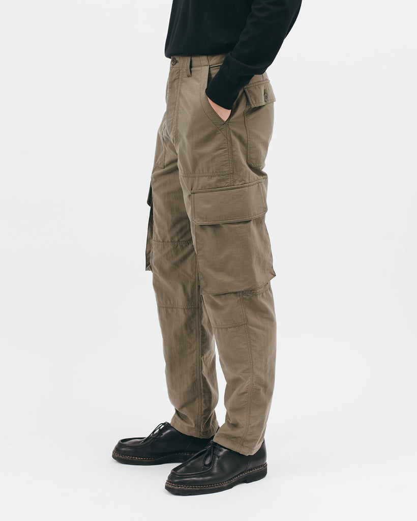 Cargo Trouser - Moss - [product _vendor]