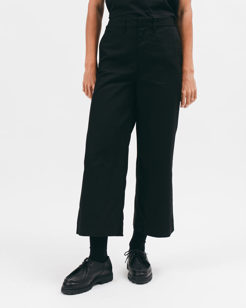 High Waisted Trouser - Black - [product _vendor]
