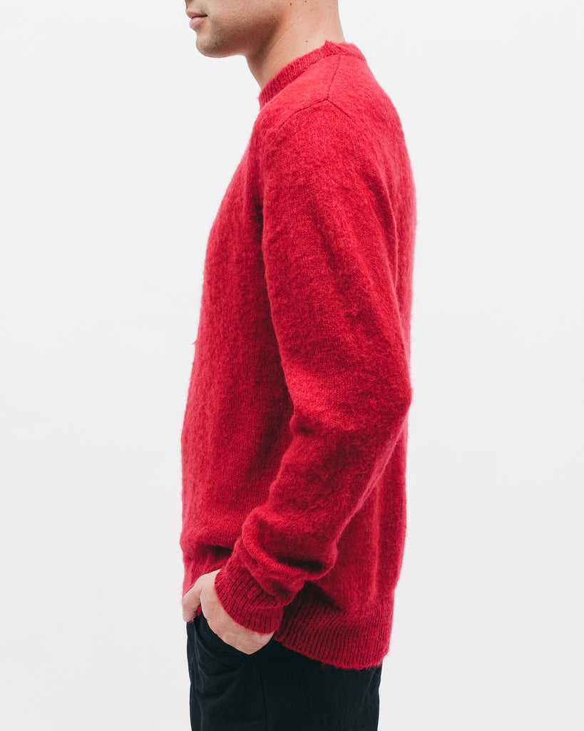 Mohair Sweater - Tomato - [product _vendor]
