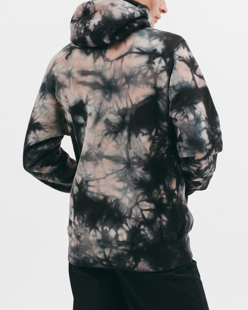 Natural Dyed Hoodie Fleece - Clay Dye - [product _vendor]