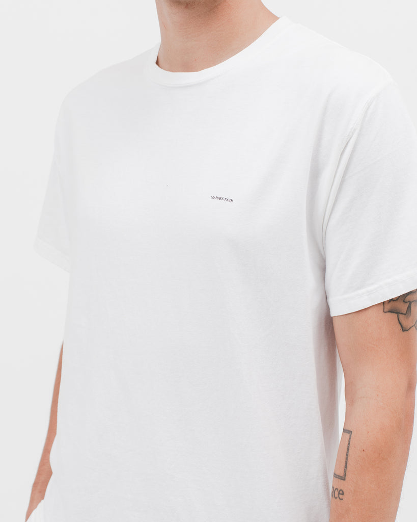 Muse S/S Tee - White - [product _vendor]