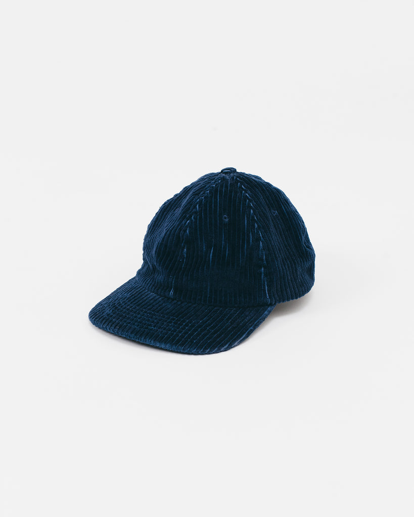 Cord Ball Cap - Midnight - [product _vendor]