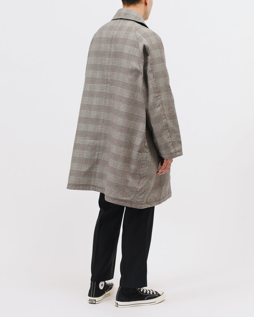 Check Overcoat - Wales Plaid - [product _vendor]