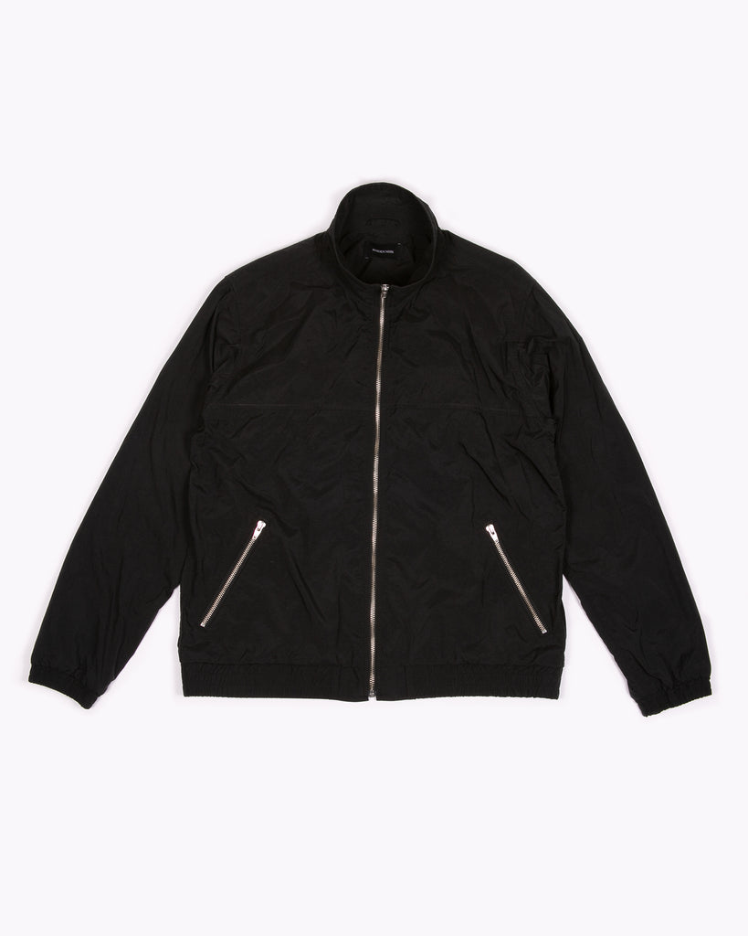 Warm Up Jacket - Black