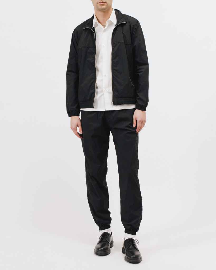 Warm Up Jacket - Black - [product _vendor]