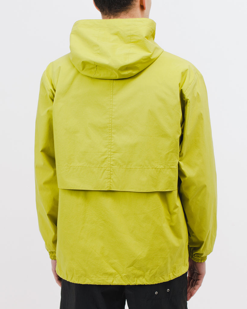 Zip Hooded Jacket - Chartreuse - [product _vendor]