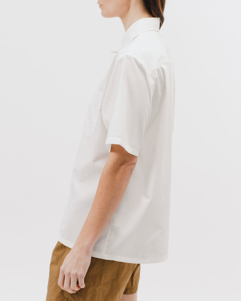 Mesh SS Shirt - Natural - [product _vendor]