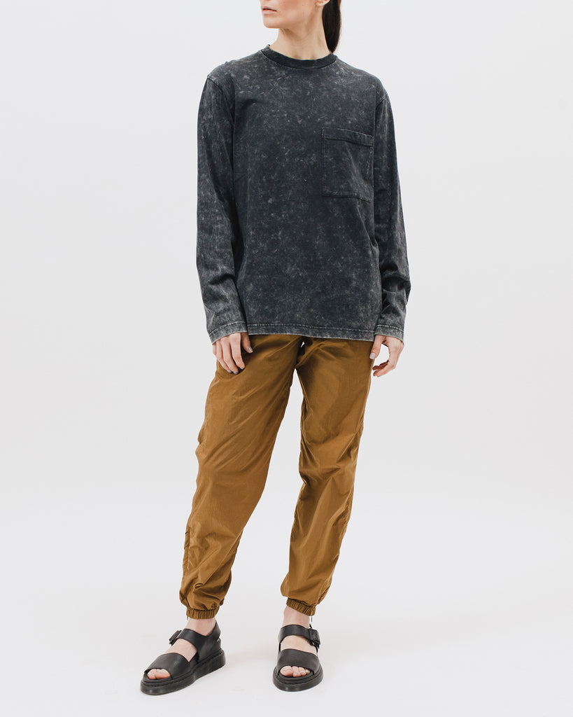 Natural Dyed LS Jersey - Graphite - [product _vendor]