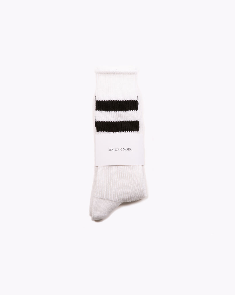 Standard Gym Socks - Black/White
