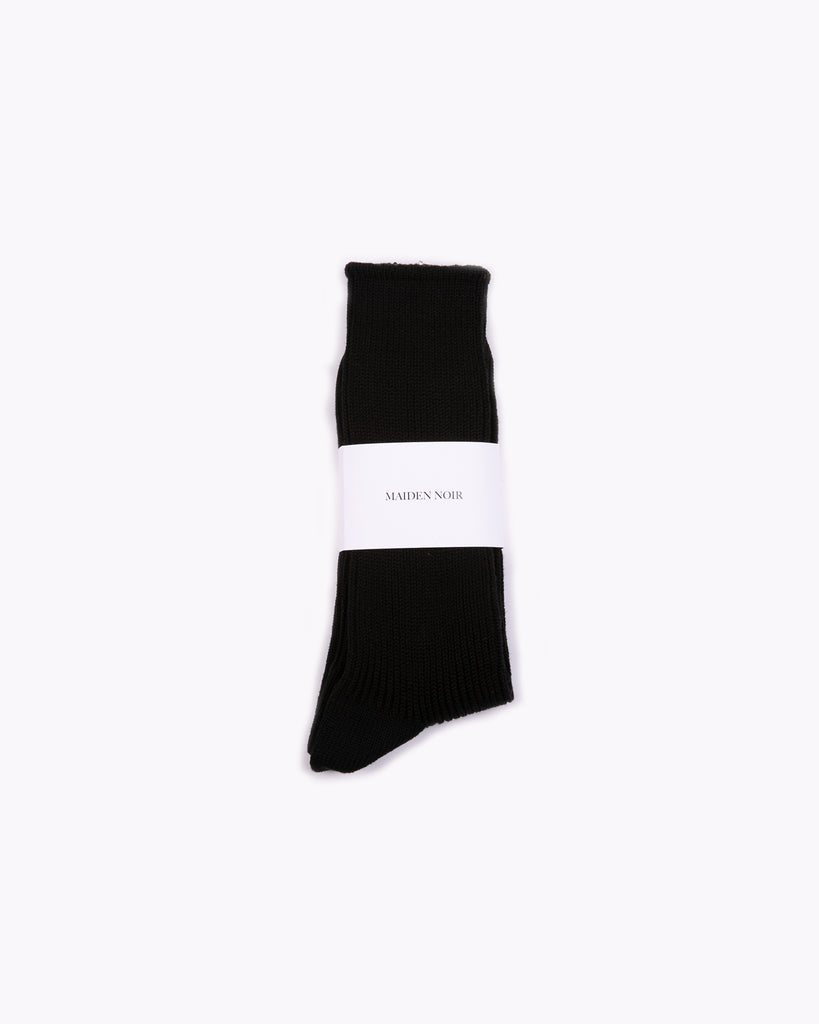 Standard Socks - Black