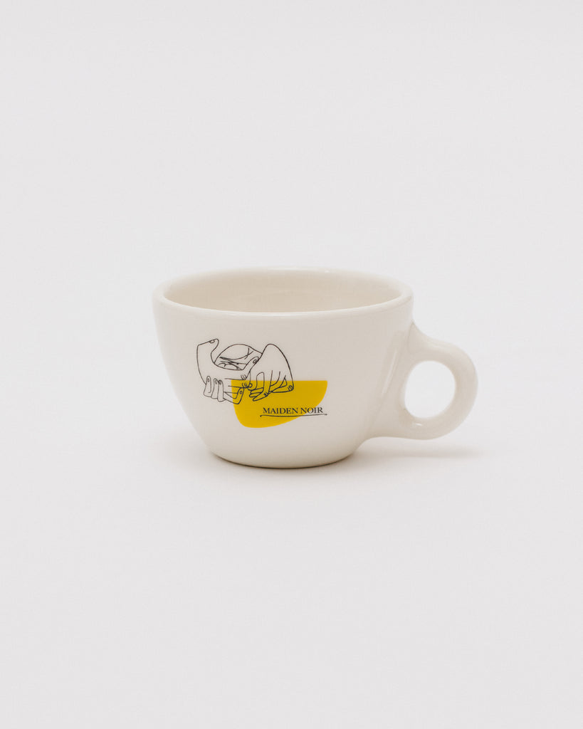 Prunier Cup and Saucer - Natural - [product _vendor]