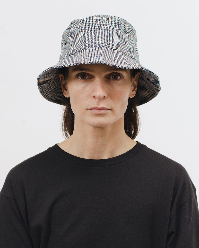 Bucket Cap - Glen Check - [product _vendor]