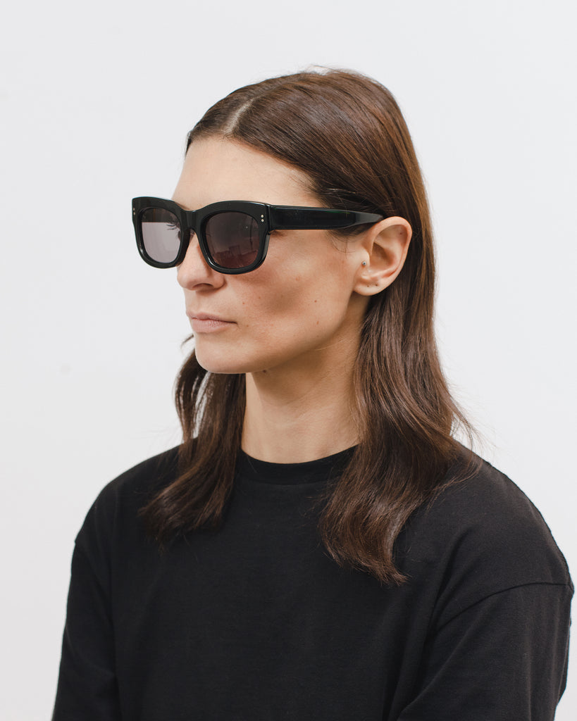 Grace Sunglasses - Black - Maiden Noir