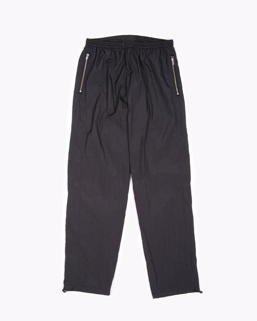 Warm Up Trouser - Black Nylon